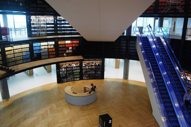 Library of Birmingham. Photo: Andy Mabbett