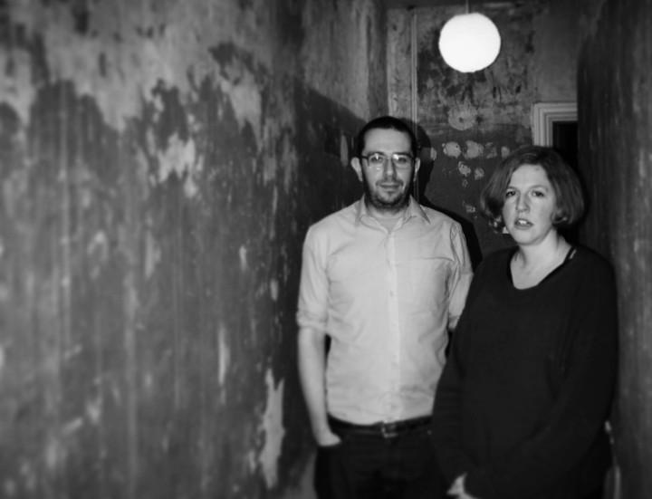 Chris Poolman and Liz Rowe. PHOTO Carl Meeson