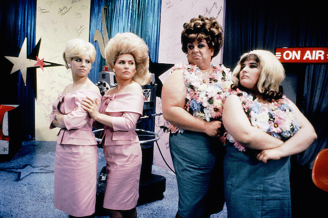 Hairspray ladies - still from John Water's film