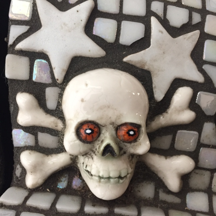 Zulu Voodoo Liberation skull