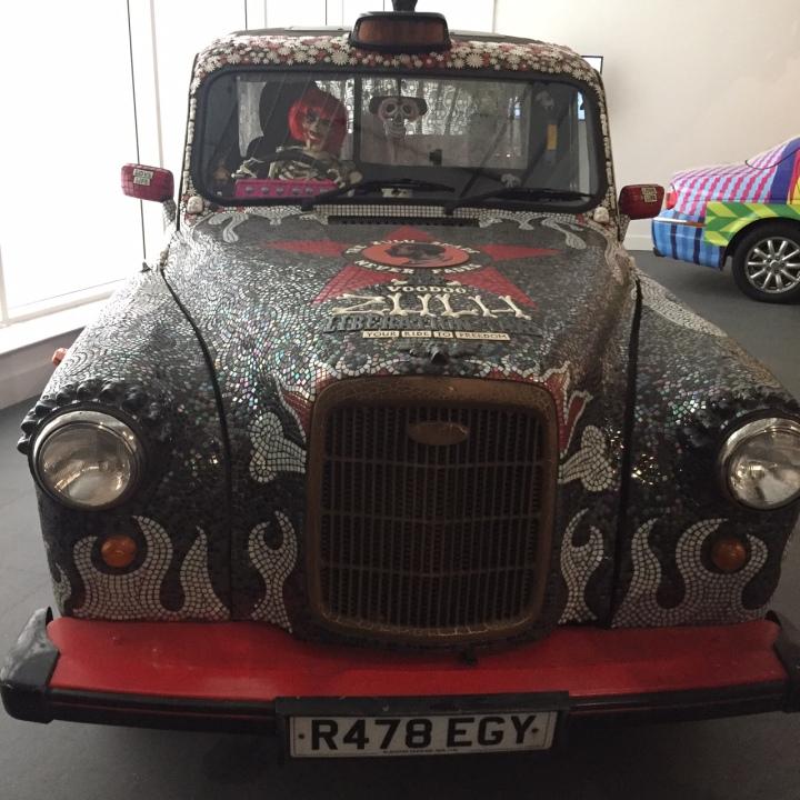 Zulu Voodoo Liberation Taxi